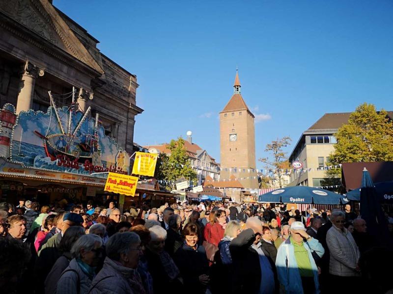 Nürnberg Fischmarkt